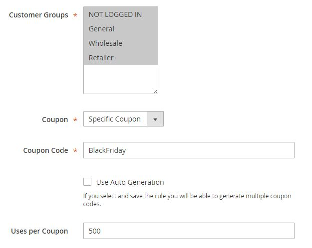 How to create coupon code in Magento2 - Magento Development